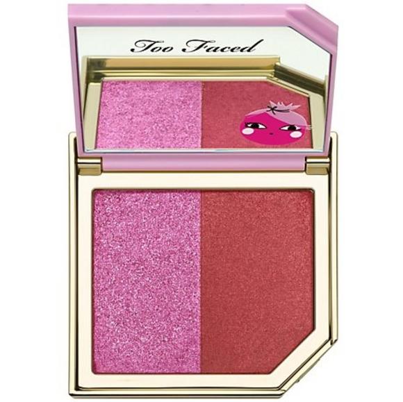 "Too Faced Other - 💓Too Faced ""Plumagranate"" Tutti Fruitti Blush Dou"